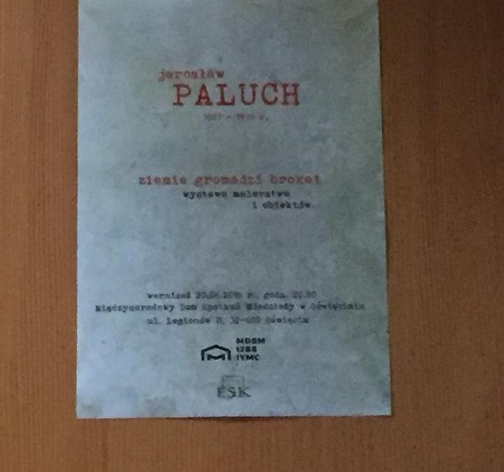 Jarosław Paluch Oświęcim